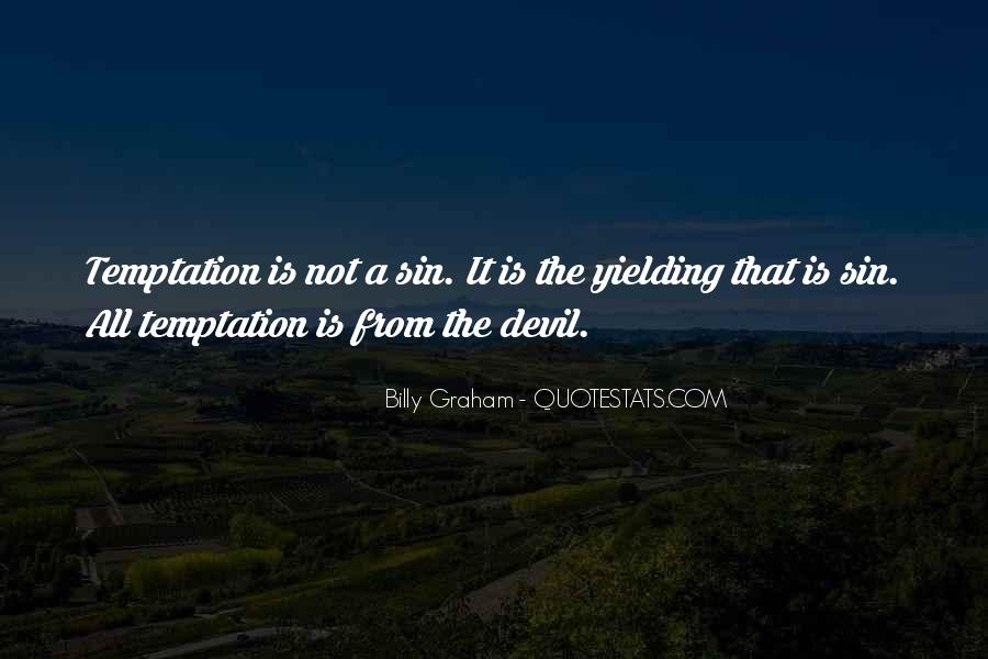 Quotes About Temptation And God #68905