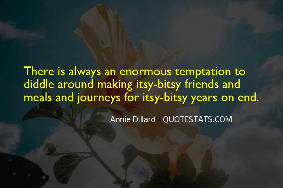 Quotes About Temptation And God #7098