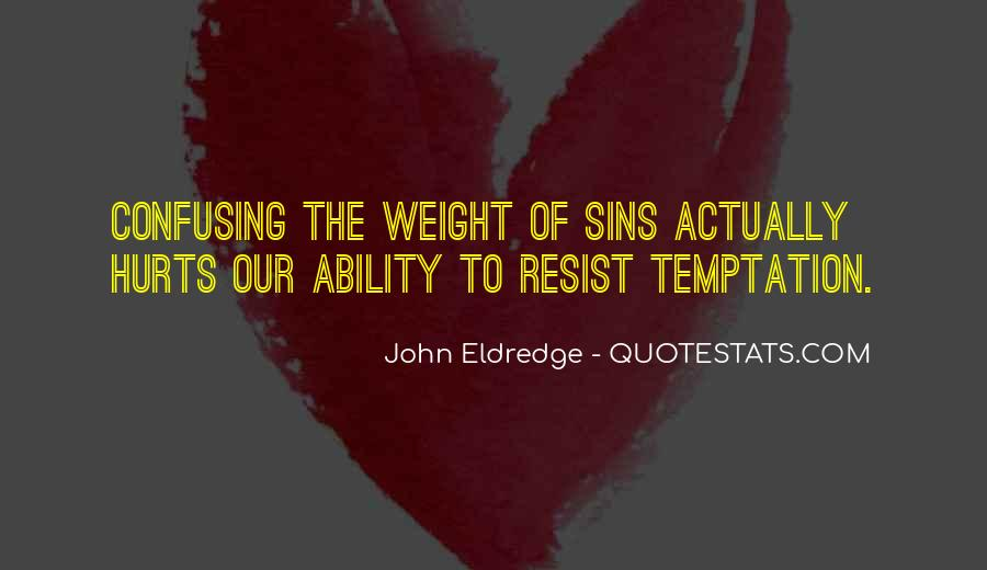 Quotes About Temptation And God #73110