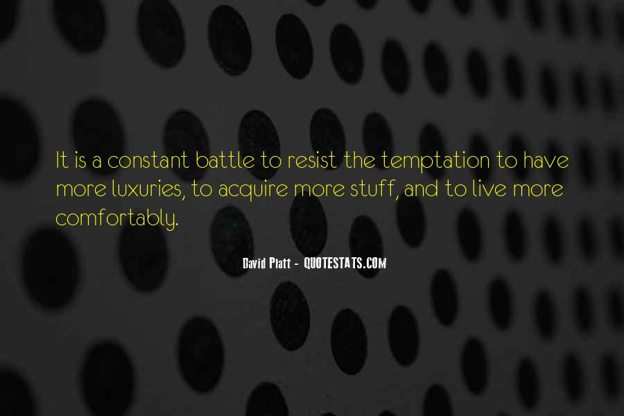 Quotes About Temptation And God #83412