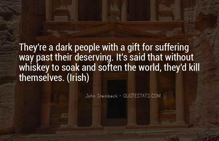 Quotes About Deserving The World #1073050