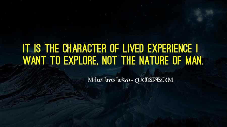 Quotes About The True Nature Of Man #1626563