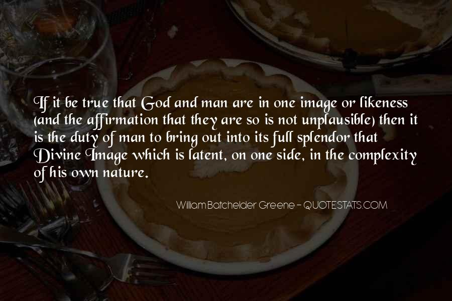 Quotes About The True Nature Of Man #1729070