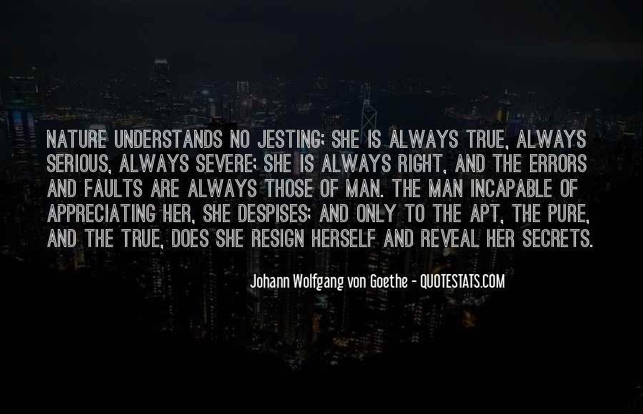 Quotes About The True Nature Of Man #218754