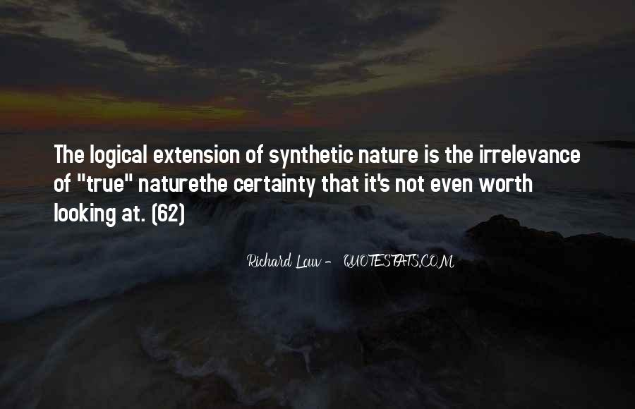 Quotes About The True Nature Of Man #285412
