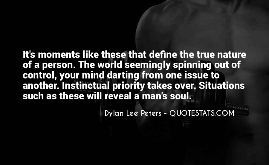 Quotes About The True Nature Of Man #619470