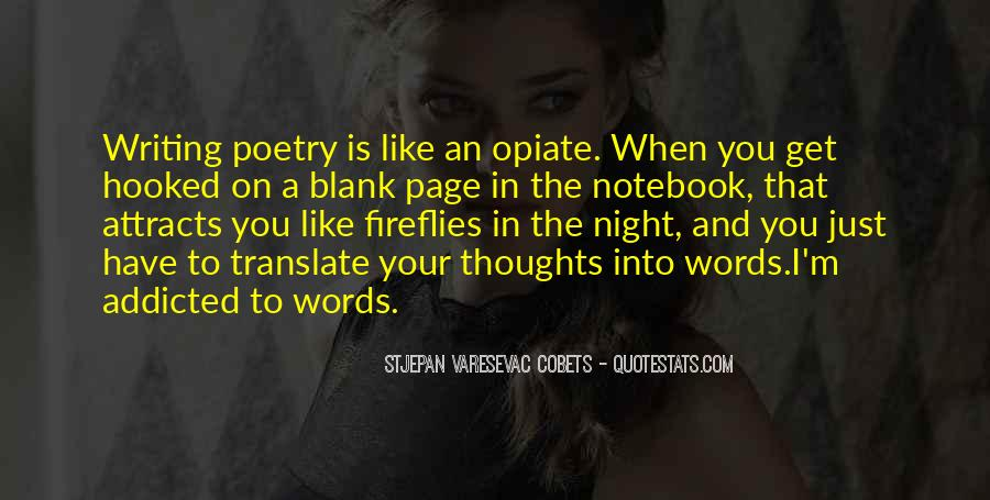 Quotes About Blank Page #1018562