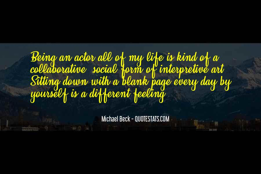 Quotes About Blank Page #1070708