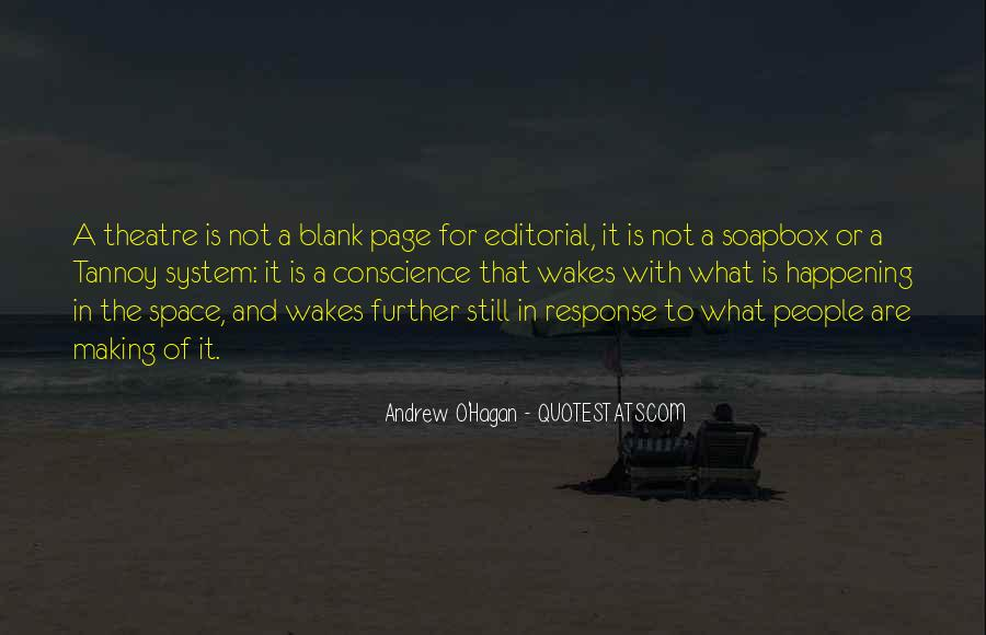 Quotes About Blank Page #1100416