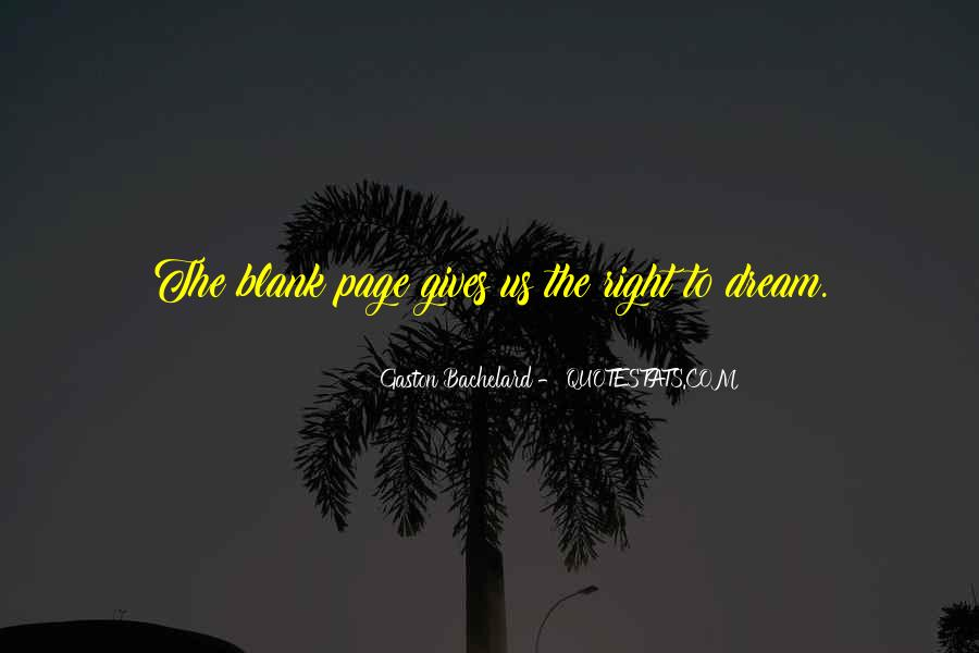 Quotes About Blank Page #250914