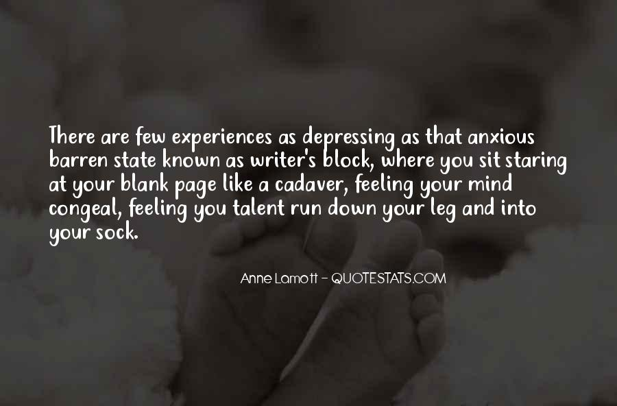 Quotes About Blank Page #531139