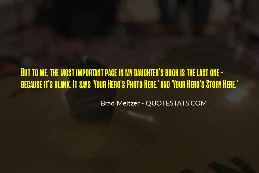 Quotes About Blank Page #578682