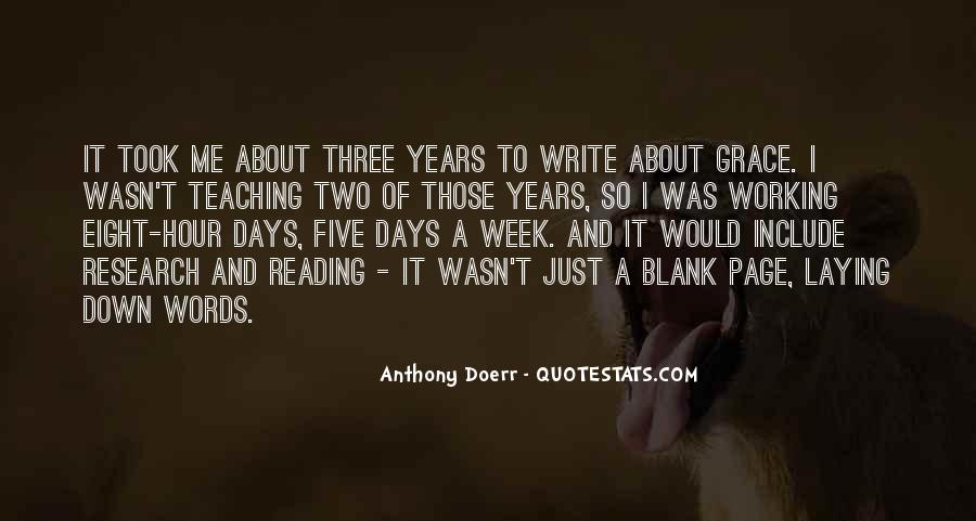 Quotes About Blank Page #60041