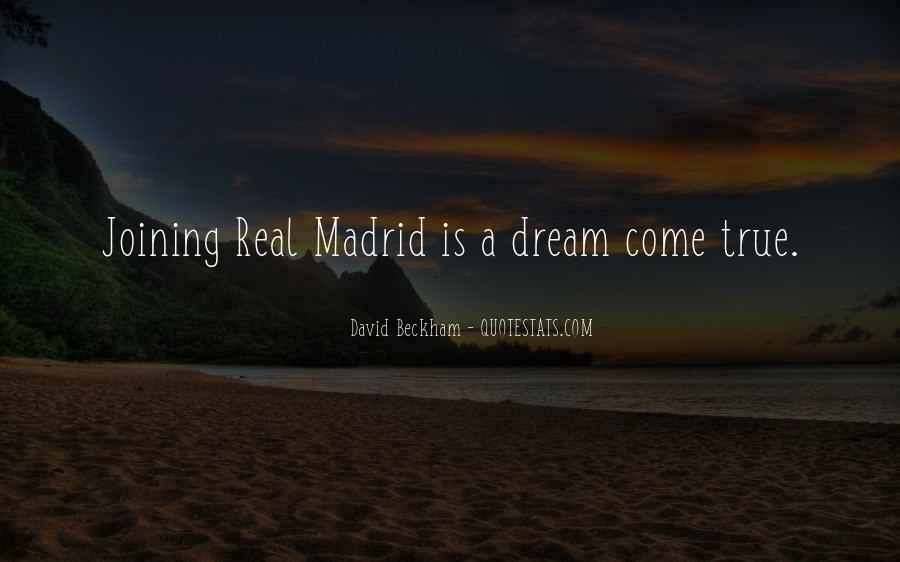 Quotes About Real Madrid #117116