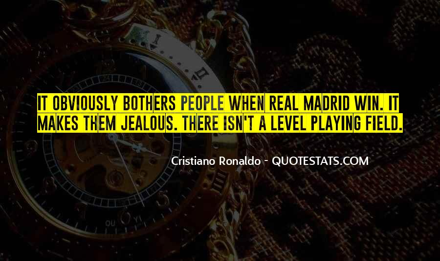 Quotes About Real Madrid #1332867