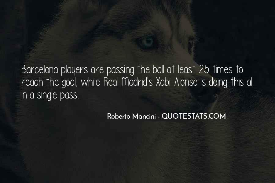 Quotes About Real Madrid #1454302