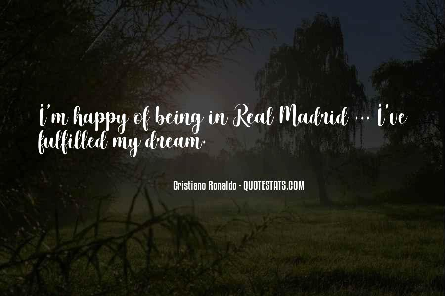 Quotes About Real Madrid #1837326