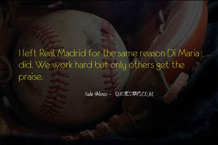 Quotes About Real Madrid #673651