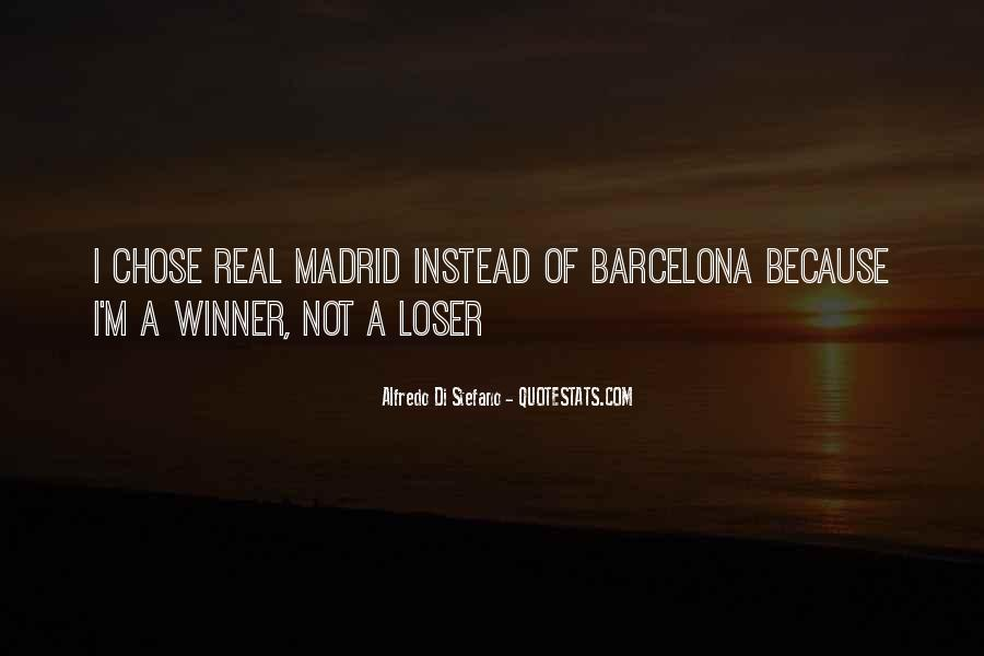 Quotes About Real Madrid #722900