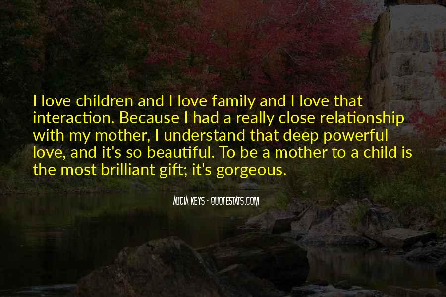 Quotes About Family Interaction #290758