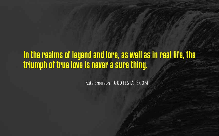 Quotes About How Love Is Not Real #10234
