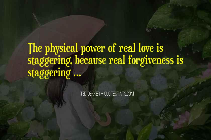 Quotes About How Love Is Not Real #32792