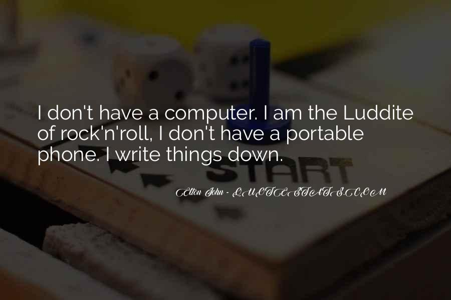 Quotes About Portable #1042799