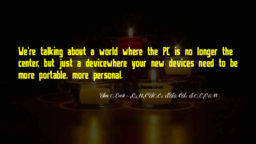 Quotes About Portable #1383576