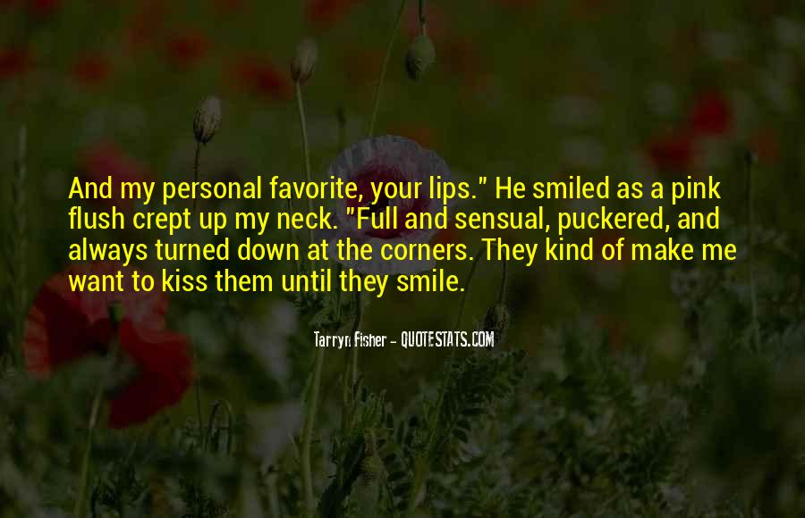 Quotes About Full Lips #1525815