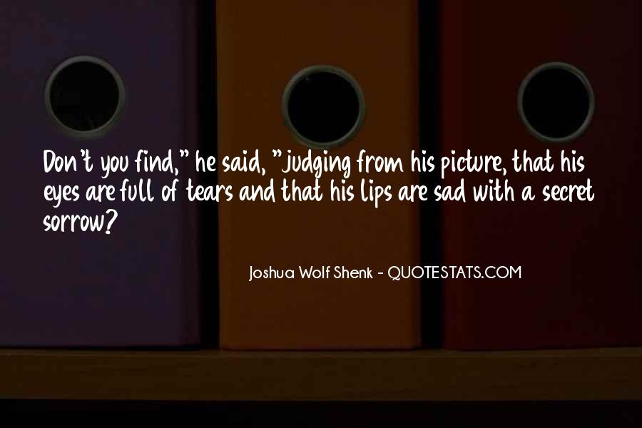 Quotes About Full Lips #619214