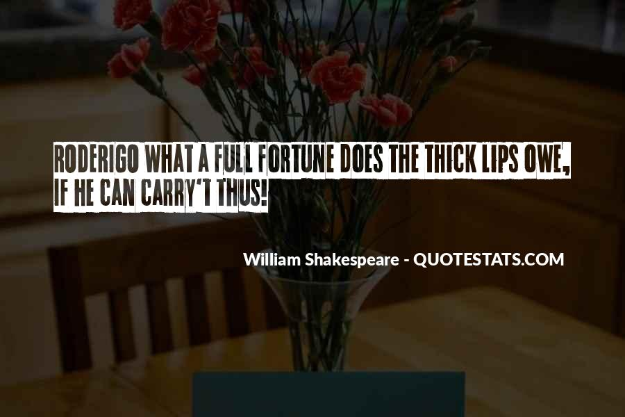 Quotes About Full Lips #872062