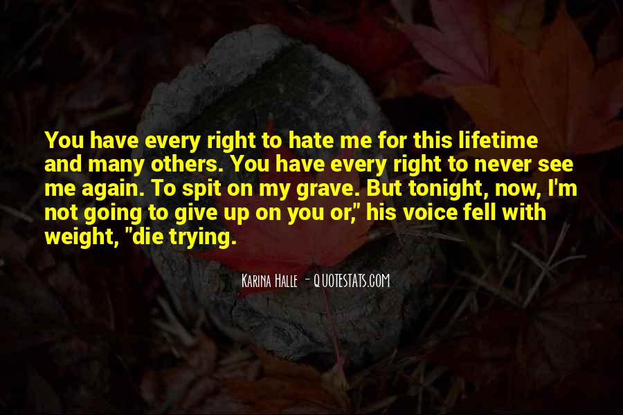 Quotes About Right To Die #270044