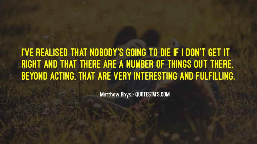 Quotes About Right To Die #605636