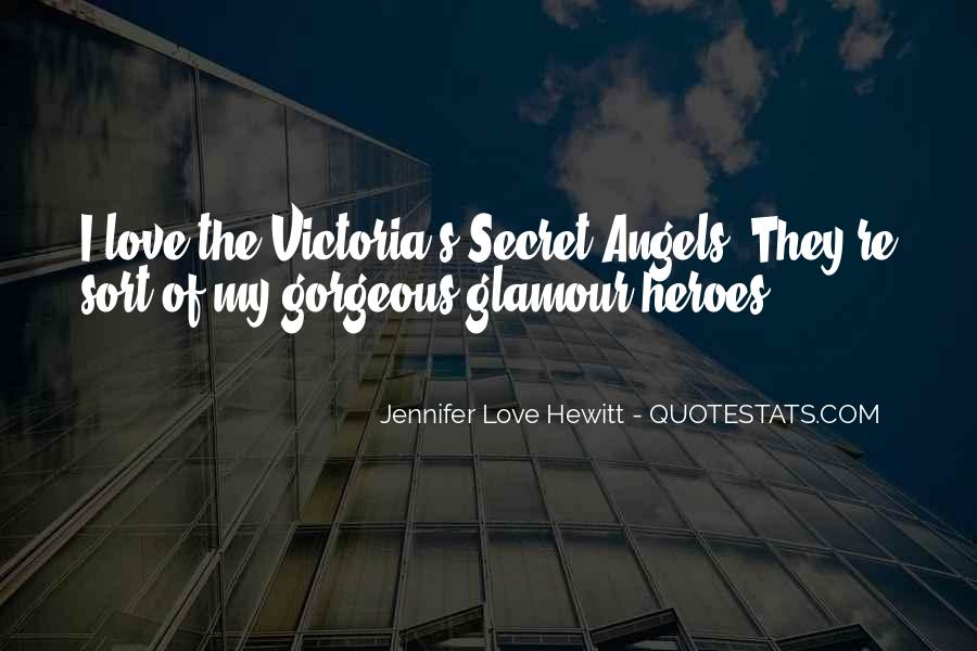 Quotes About My Secret Love #1339889