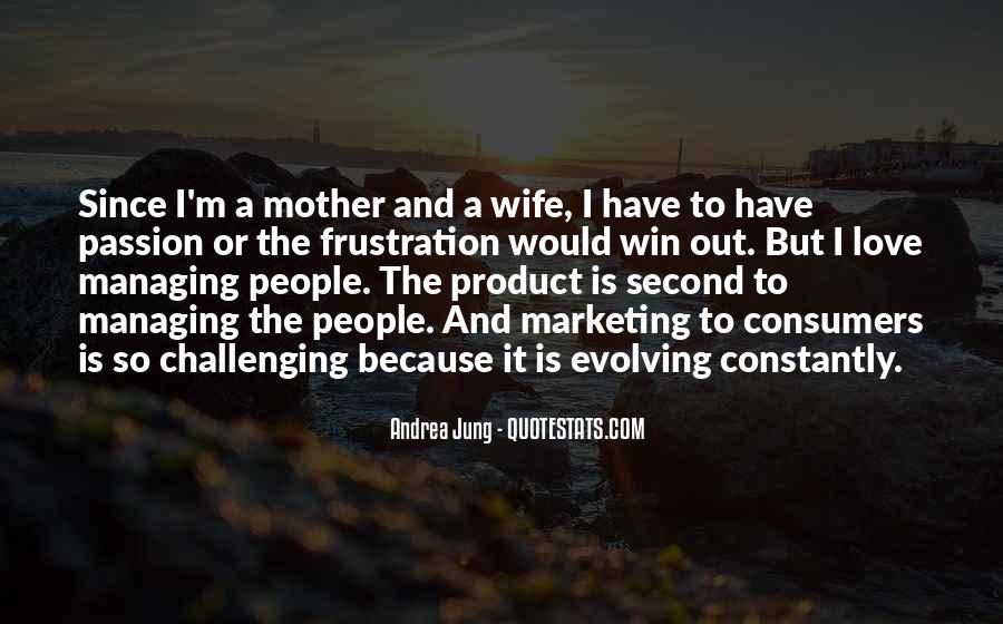 Quotes About Challenging Love #1406706