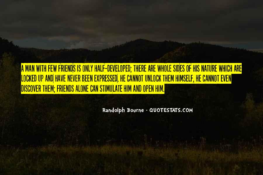 Quotes About Few Friends #128359