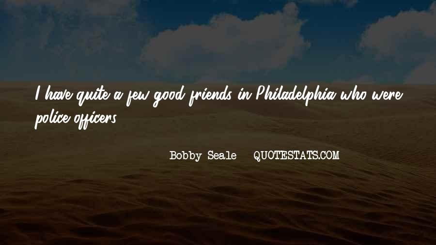 Quotes About Few Friends #231782