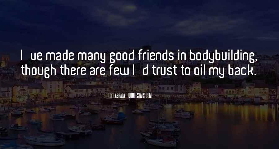 Quotes About Few Friends #250180