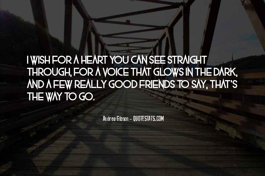 Quotes About Few Friends #28996