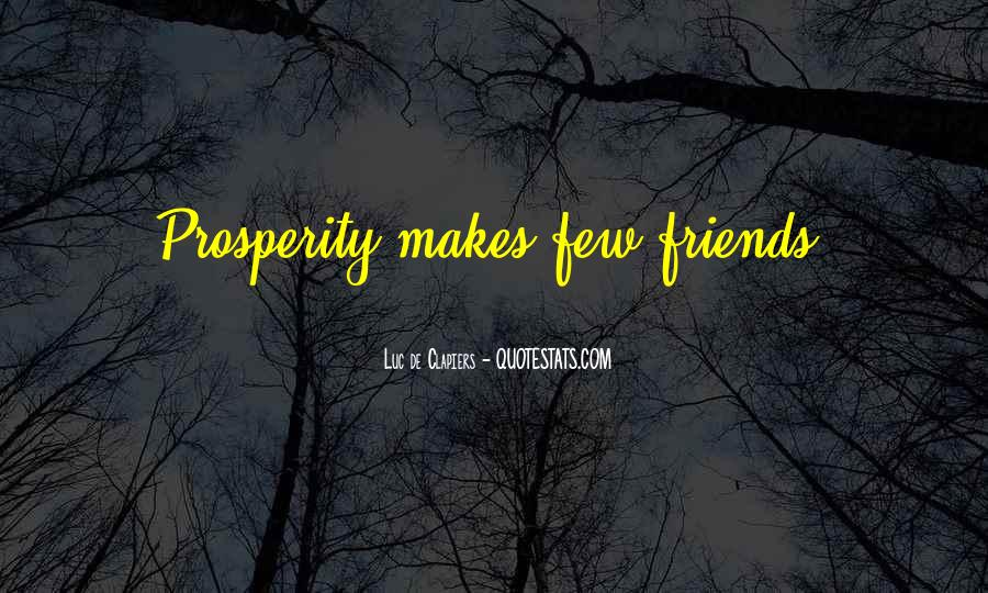 Quotes About Few Friends #309099