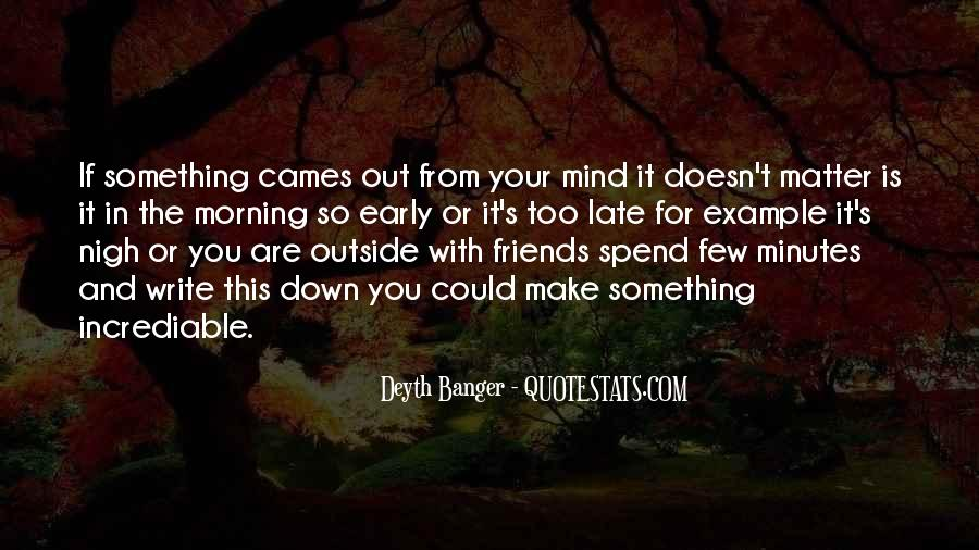 Quotes About Few Friends #354814