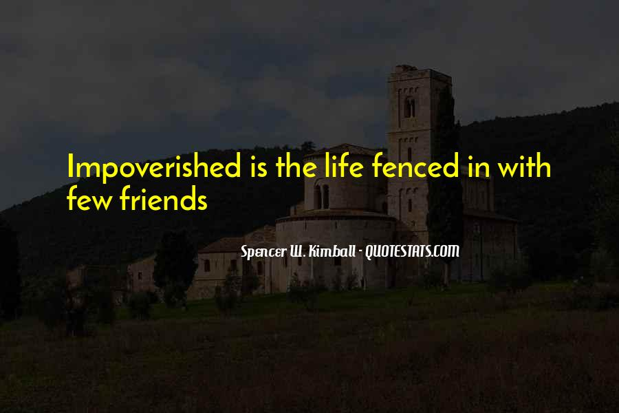 Quotes About Few Friends #44913