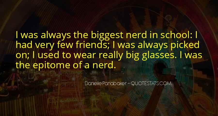Quotes About Few Friends #567309