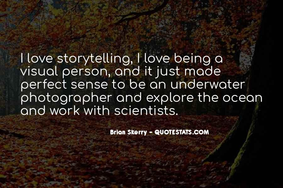 Quotes About Being Underwater #1609641