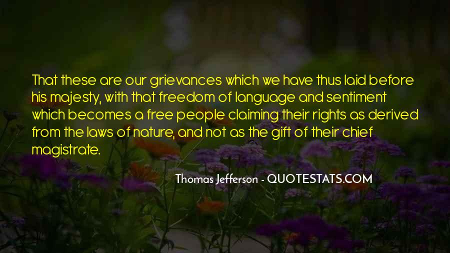 Quotes About Freedom American Revolution #1083163
