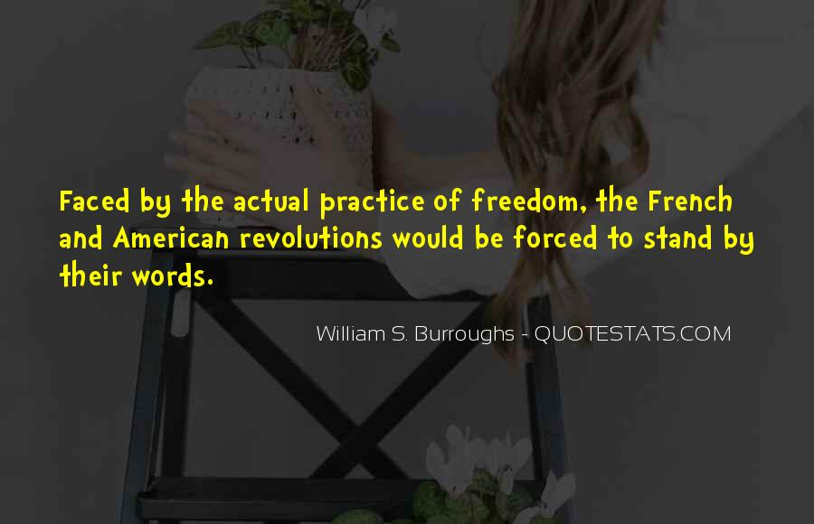 Quotes About Freedom American Revolution #1249129