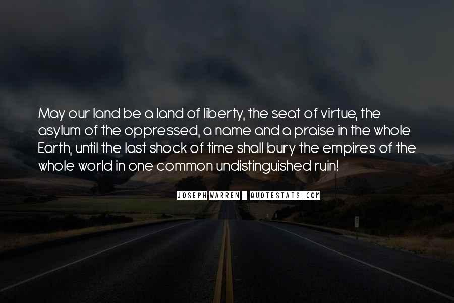 Quotes About Freedom American Revolution #1309228