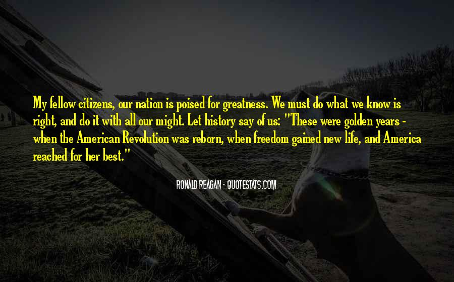 Quotes About Freedom American Revolution #22897
