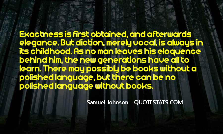Quotes About New Books #13128