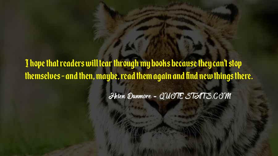 Quotes About New Books #151430